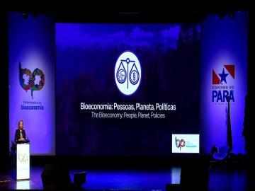 Belém recebe, pela primeira vez, o Fórum Mundial de Bioeconomia